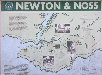 Newton and Noss Map